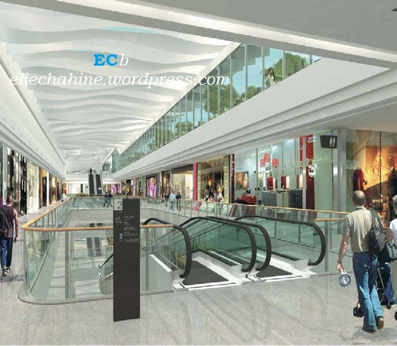 Now Open Beirut City Centre Mall Elie Chahine