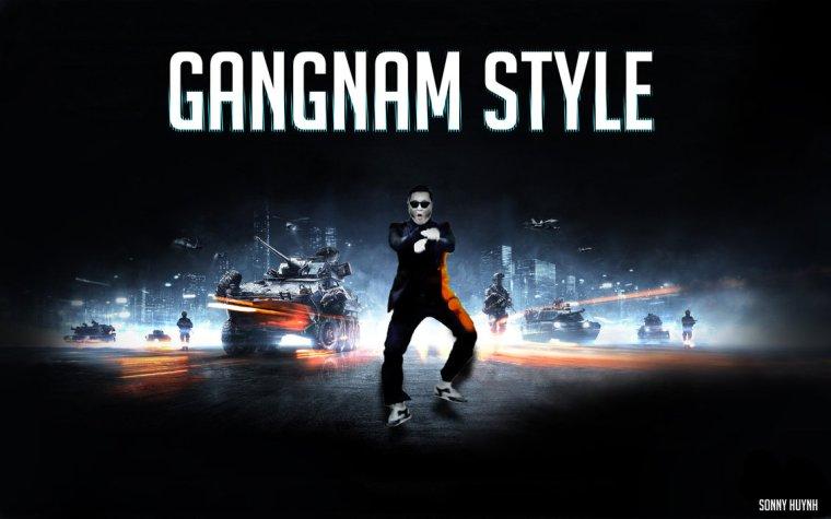 Psy Gagnam Style