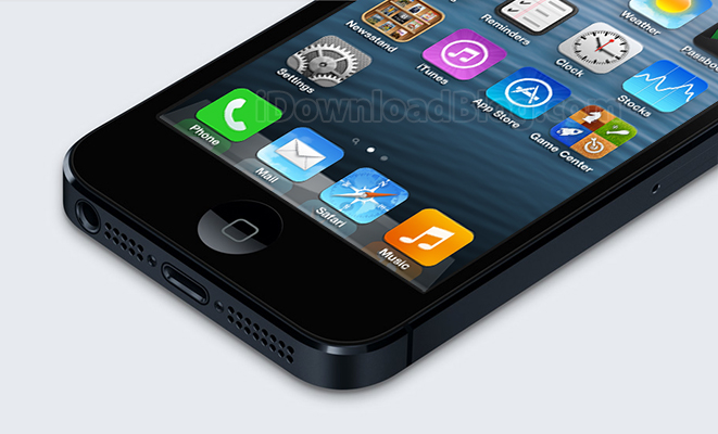 Bottom-iPhone-5-iOs-7-icons-mockup