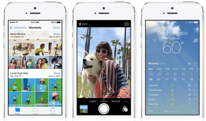 iOS-7-three-up-Photos-Camera-Weather