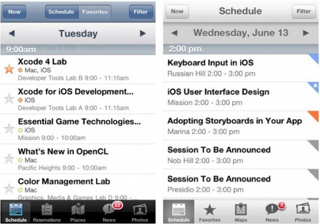 WWDC-app-2013-vs-2012