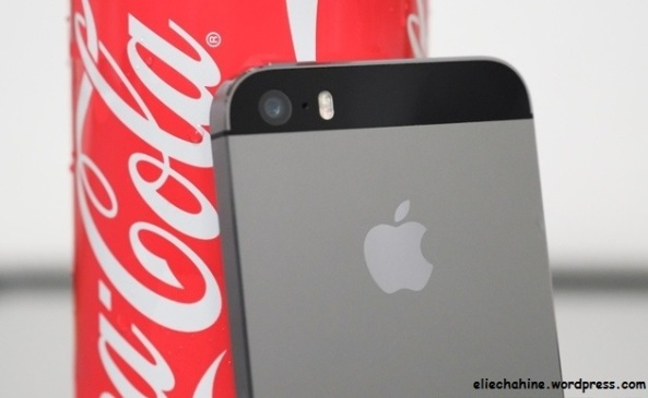 Apple and Coca Cola