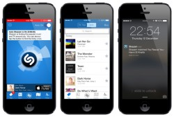 Shazam gains auto-listening feature, WhatsApp and Pinterest integration and more!