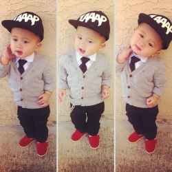Kids Who Probably Dress Better Than You!