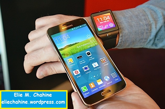 Official Samsung Galaxy S5