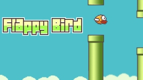 Flappy Bird Wallpaper ECB