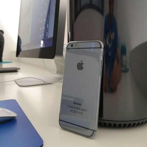 Here's the new iPhone 6, Coming September 9!?