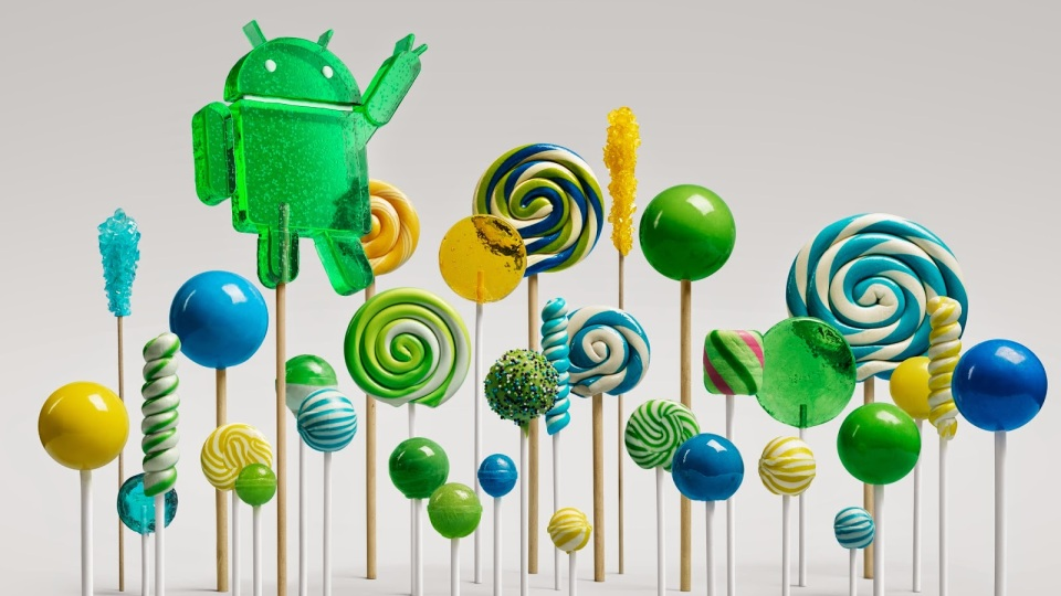 "Android 5.0 Lollipop aka ""Android L"" Is Official, Here's What's New!"