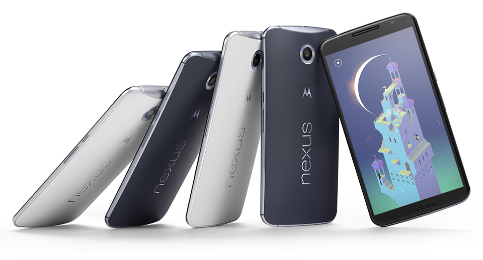 Google reveals the Nexus 6, pre-orders begin on October 29th!