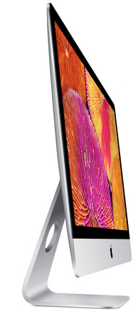 iMac 5mm thin