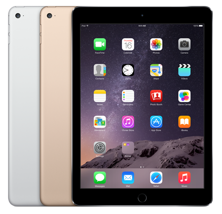 Apple Unveils the New iPad Air 2, iPad mini 3, OS X Yosemite Available Today, iOS 8.1 Coming on Monday!