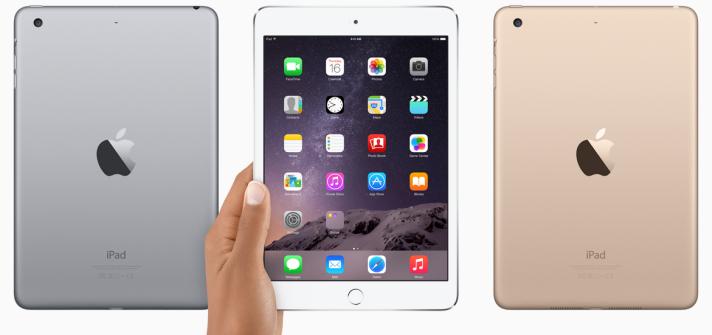 iPad Mini 3 Colors
