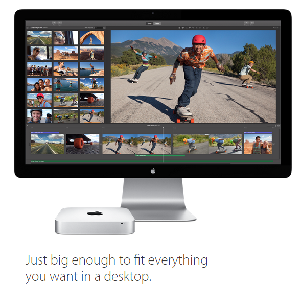 Mac Mini Desktop