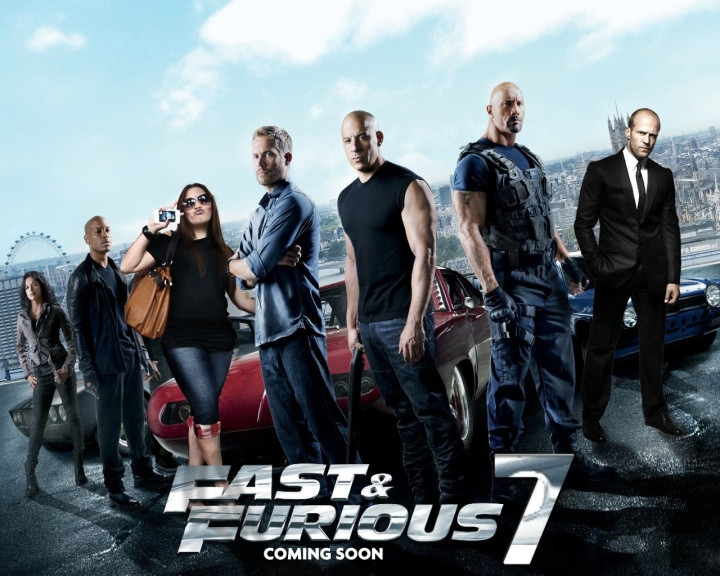 Here's the Fast & Furious 7 Super Bowl trailer!