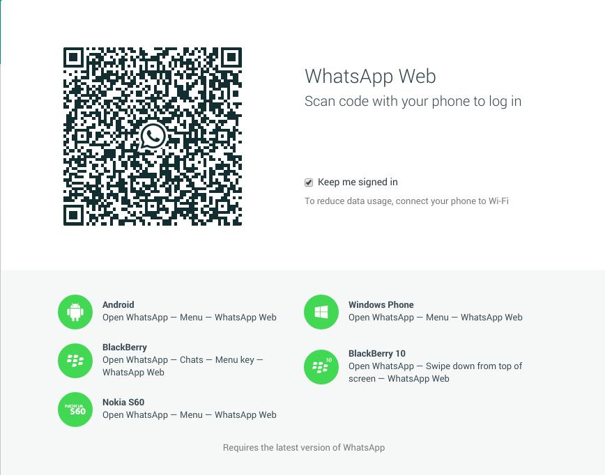 Whatsapp Eb