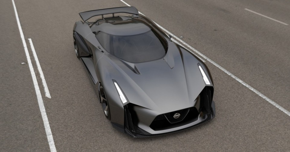Next-Gen Nissan R36 GT-R Arriving in 2018