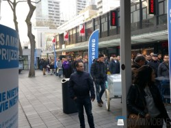 Samsung Galaxy S6 and S6 Edge Launch: Lines are Forming Around the World!