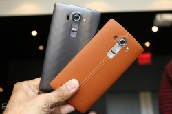 LG G4 officially unveiled: Fashion and firepower collide in a flagship!