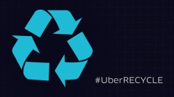 Uber Recycle Now in Beirut!