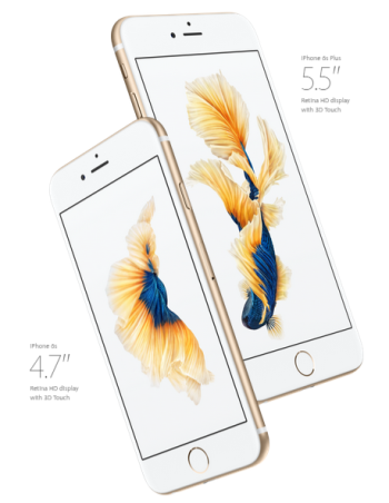 Apple unveils new iPhone 6s and iPhone 6s Plus: New 3D touch, Rose Gold Color, 12mp Camera and More!