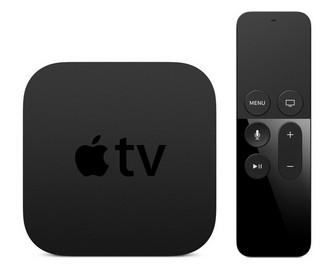 Here's the All New Apple TV with TvOS, App Store, Games, Siri and a New Touch Remote!