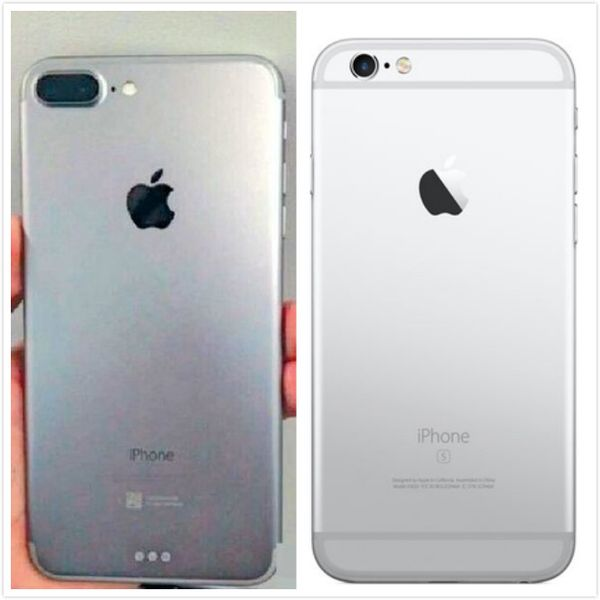 iPhone 7 leaked